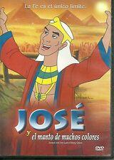 JOSE Y EL MANTO DE MUCHOS COLORES(2011)DVD-La fe es el unico limite