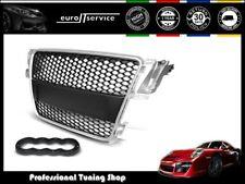 PARAURTI ANTERIORE GRIGLIA GRILL GRAU12 AUDI A5 2007 2008 2009 2010 2011 RS-STYL