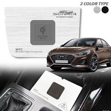 Non Slip Wireless Battery Charger Plate Console Pad for HYUNDAI 2018 Sonata i45