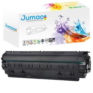 Toner cartouche type Jumao compatible pour HP LaserJet ProP1102, Noir 1600 p