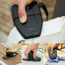 Folding Portable Iron Compact Touchup&Perfect Foldable Travel Iron for Collar Qh