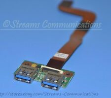 "TOSHIBA Satellite P875-S7310 17.3"" Laptop USB 3.0 Port Board w/ Cable"