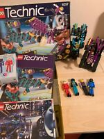 Lego Technic 8257 Come Nuovo - Completo + Extra 8300