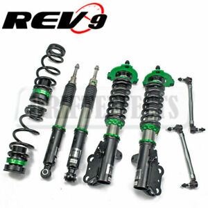FOR TOYOTA CAMRY SE/XSE FWD 2018-21 REV9 HYPER-STREET 2 COILOVER SUSPENSION KIT