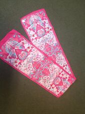 "Susan G Komen 2016 Race For The Cure Ford ""Warriors In Pink"" Breast Cancer Scarf"