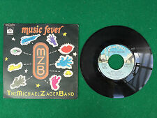 Disco Vinile 45 7'' (1978) THE MICHAEL ZAGER BAND - MUSIC FEVER / FREAK , Italy