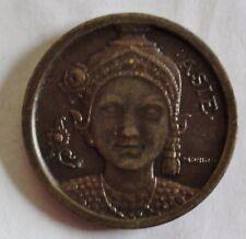 Medaille zur internationalen Kolonialausstellung 1931, PARIS -ASIE-  fast stgl