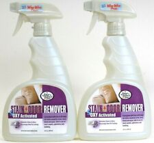 2 Ct Four Paws 22 Oz Stain & Odor 5 Enzyme Odor Technology Oxy Activated Remover