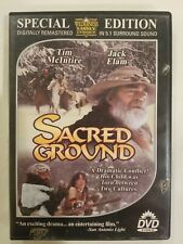 Sacred Ground DVD RARE TITLE SPECIAL EDITION TIM MCINTIRE JACK ELAM FREE S/H
