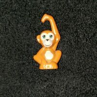 Lego Monkey Orangutan Minifigure Animal Zoo with Banana Accessory New