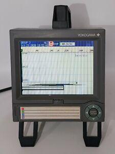 Yokogawa DX104-1-2 Daqstation Data Acquisition Station 100-240V 50-60HzAC