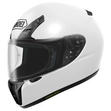 SHOEI RYD GLOSS WHITE FULL FACE MOTORCYCLE HELMET X-SMALL (54)