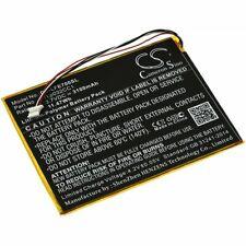 Akku für Tablet Leapfrog Epic 7 / 31576 3,7V 3100mAh/11,5Wh Li-Polymer Schwarz
