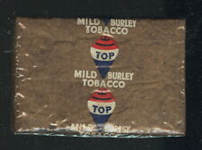 UNOPENED PACKAGE OF TOP BRAND MILD BURLEY CHEWING TOBACCO