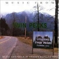 TWIN PEAKS SOUNDTRACK CD OST NEU