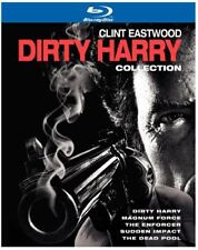 Clint Eastwood - Dirty Harry Collection [New Blu-ray] Collector's Ed,