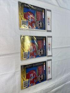 3 Jeff Gordon Nascar Photo Picture Albums 4 x 6 Sealed Unopened EMPTY