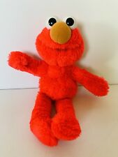 Playskool Plush Elmo Sesame Street Stuffed Animal 1995 Hasbro 15 ins tall