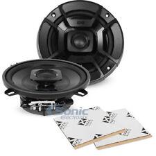 "(2) Polk Audio DB+ 522 5.25"" Car Audio Speakers + NVX SDSK2 Sound Dampening Kit"