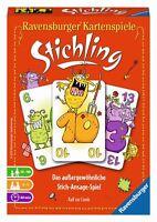 Ravensburger Stichling Stichspiel Ansagespiel Kartenspiel Karten Stechen Spiel