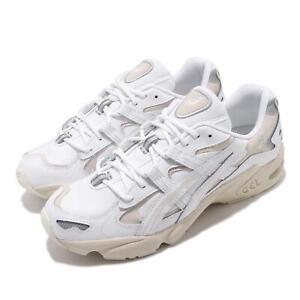 Asics Gel-Kayano 5 OG White Beige Grey Men Classic Running Shoes 1191A147-100