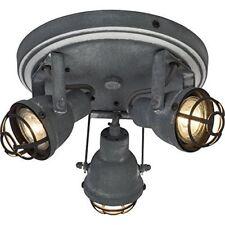 Industrial LED Metal Ceiling Lights & Chandeliers