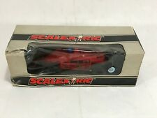 SCALEXTRIC C107 c 107 Greenhills Walter Wolf wr5 f1 formula 1 Red slot car NEW