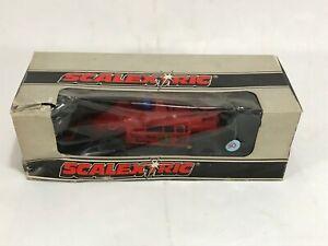SCALEXTRIC C107 c 107 Greenhills Walter Wolf wr5 f1 formula 1 Red slot car NEW