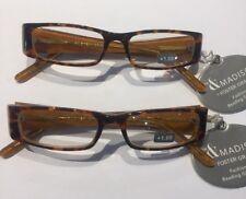 LOT OF 2 - Reading Glasses Foster Grant Gloria +1.50 NEW