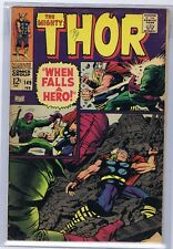 THOR 149 4.0  SUPER NICE GLOSSY OW PAGE 1967 KIRBY WRECKER ODIN NC