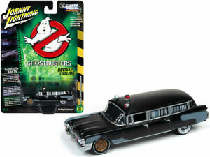 GHOSTBUSTERS Ecto Cadillac HEARSE Resto Object***Johnny Lightning 1:64 NEW MODEL