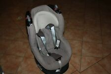 Maxi-Cosi Tobi Caribbean Night Sitzerhöhung Kindersitz in braun