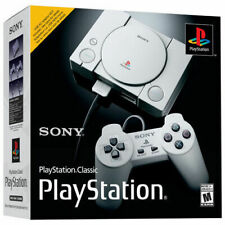 "PlayStation 1 Classic Edition Sony PS Retro Console 20 Games Included HDMI NEW�""�"