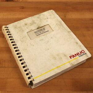 Fanuc MAROWSPOT03203E User Manual For System R-J Software V3.05PB - USED