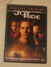 Joy Ride DVD, 2006, Special Edition; Widescreen; Checkpoint, Paul Walker, Leelee