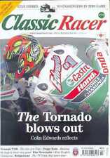 CLASSIC RACER No.172 M/Apr 2015 (NEW COPY)*Post included to UK/Europe/USA/Canada