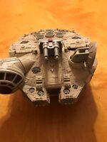 Playskool / Hasbro . 2001 Star Wars Millennium Falcon Ship BSG