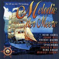 Melodie der Meere (TV-Sendung, 1996) Speelwark, Freddy Quinn, Shanty-Ch.. [2 CD]