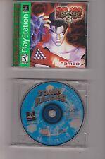 LOT 2 Playstation 1 (tekken 3 / tomb raider) ps1 games