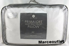 Hotel Collection Primaloft Silver Series Down Alternative Queen Pillows Firm Two