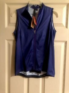 Womens Spealized Cycling Jersey Size Small /Purple New W/Tags