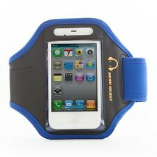 Gear Beast Premium Nylon/Neoprene Apple iPhone 5 / 5s / 5cSports Armband (Blue)