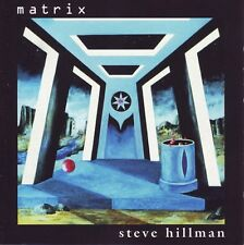 Steve Hillman matrice (Overdrive, into space) North America Records CD Album