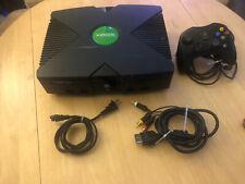 Microsoft Original Xbox Console