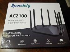 Speedefy AC2100 Dual Band Gigabit WiFi Router
