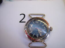 military diving watch VOSTOK AMPHIBIA. USSR nvch - 30 . Chronometer
