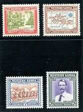 Mint Never Hinged/MNH Samoan Stamps (Pre-1962)
