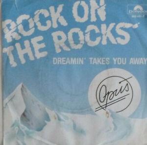 """7"""" 1985 AUSTROPOP IN MINT- ! OPUS : Rock On The Rocks"""