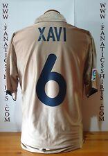 #6 XAVI F.C Barcelona 2001-2002 Away Camiseta Futbol Nike Shirt Trikot Maglia