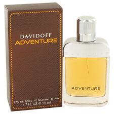 davidoff adventure de davidoff pour Homme eau de toilette spray 1.7 oz EDT 50ml